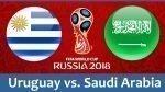 Uruguai vs Arábia Saudita – Análise do Jogo