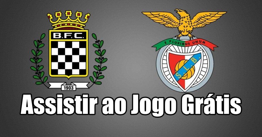 Ver jogo online Boavista vs Benfica Grátis