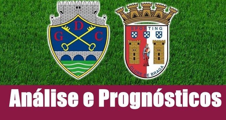 Braga   Chaves: Desp. Chaves-Sp. Braga Análise Do Jogo