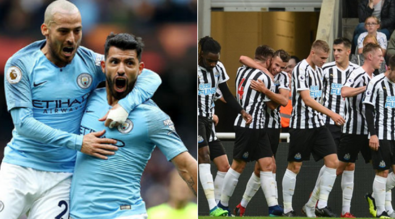 Manchester City Vs Chelsea Ao Vivo: Manchester City Vs Newcastle United