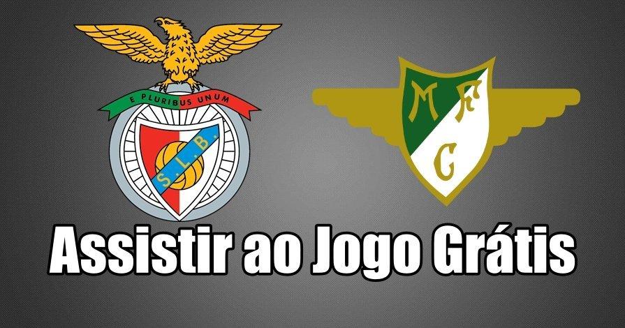 Benfica vs Moreirense: Como assistir ao jogo ao vivo grátis