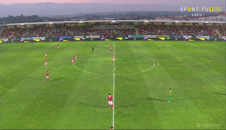 Ver Tondela Benfica online grátis - Em qualquer dispositivo móvel com HD