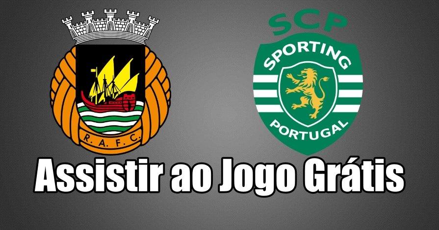 Rio Ave vs Sporting: Como assistir ao jogo online