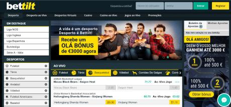 Novas casas de apostas em portugal 2018