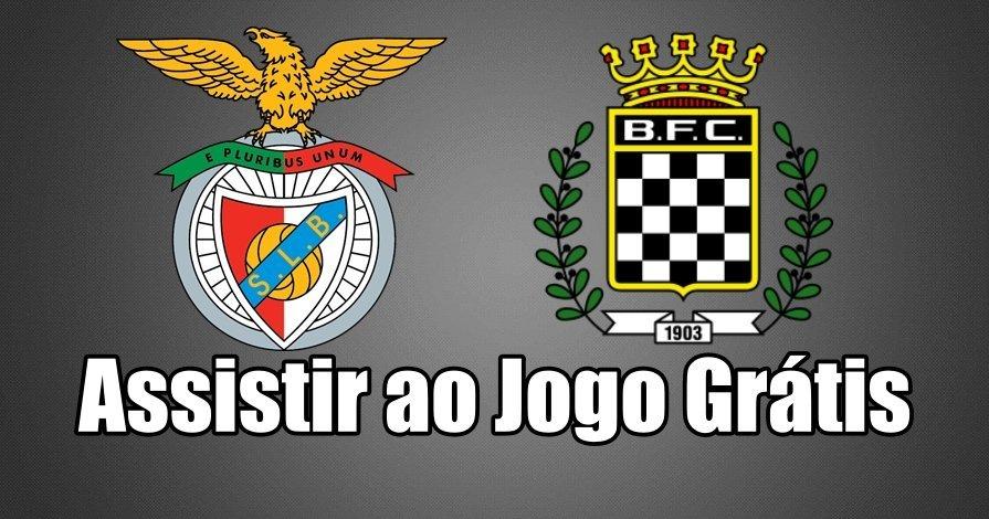 Assistir ao Jogo Benfica vs Boavista ao vivo grátis