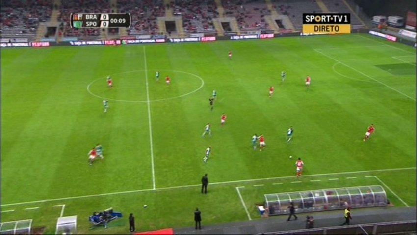 Jogo Braga Sporting Online - Como assistir ao jogo ao vivo grátis da Taça da Liga