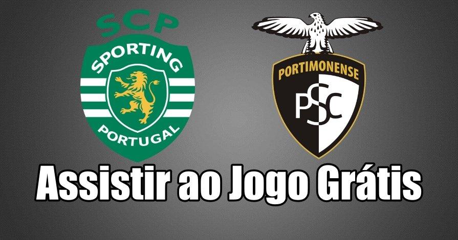 Sporting vs Portimonense: Como assistir ao jogo online