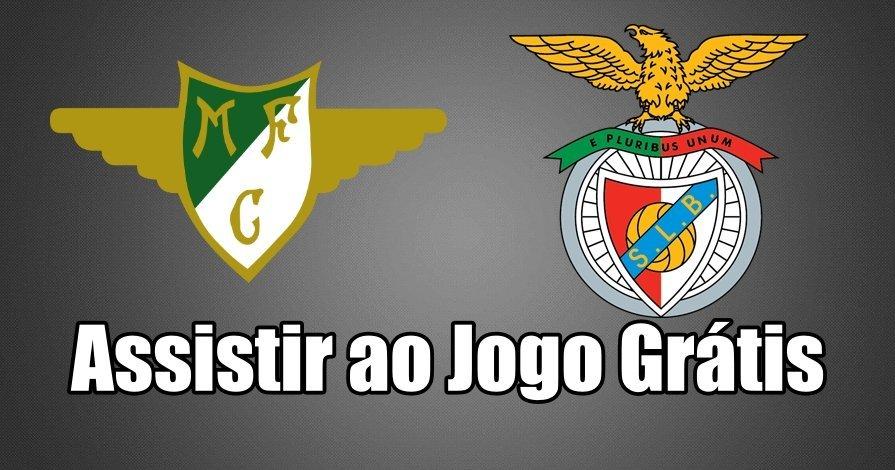 Ver jogo Moreirense vs Benfica Grátis