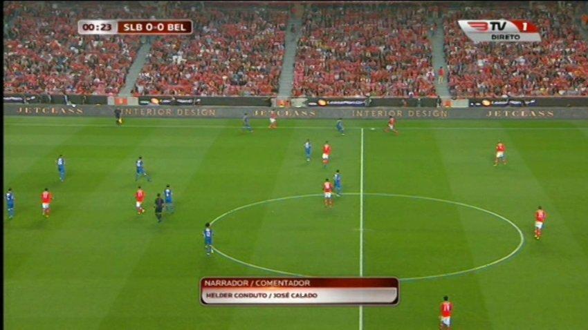 Ver Benfica Belenenses Online grátis. Assiste nos dispositivos móveis