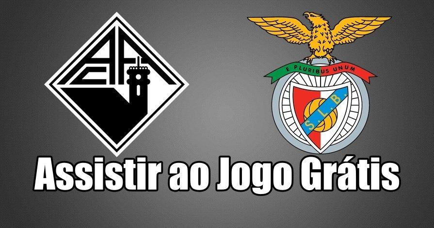 Assistir jogo Académica – Benfica Online Grátis