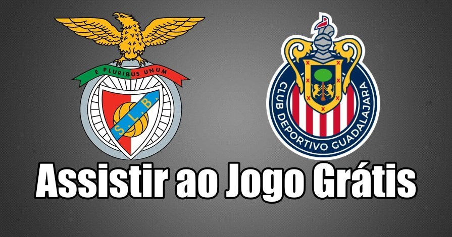 Assistir jogo Benfica vs Guadalajara na BenficaTV ao vivo em HD Grátis