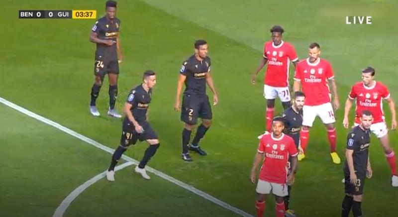 Benfica Guimarães online grátis. Assiste em qualquer dispositivo móvel HD