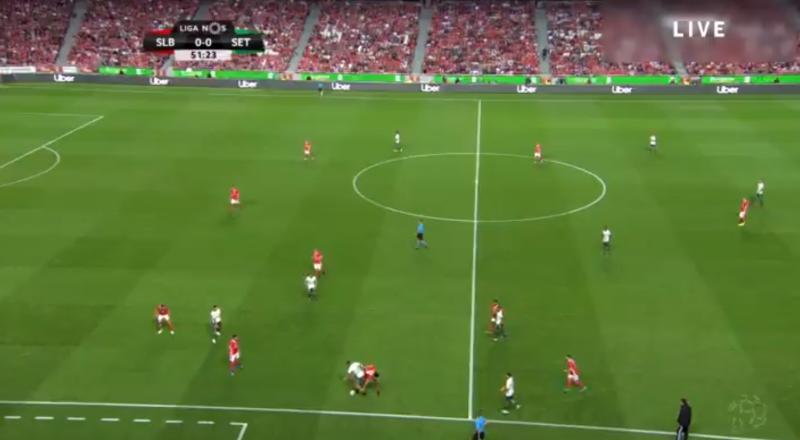 Benfica Vitória Setúbal online grátis. Assiste em qualquer dispositivo móvel