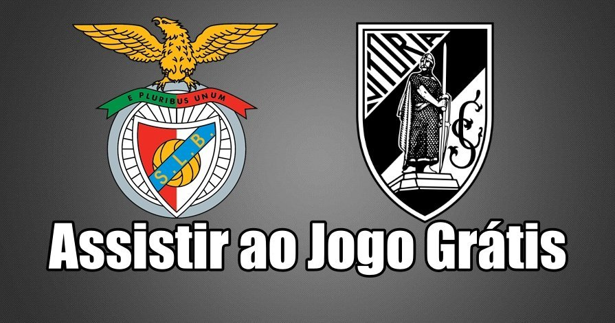 Ver jogo Benfica Guimarães online grátis