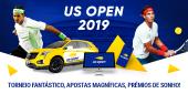 """Nova promoção 1xBet """"US Open 2019"""""""