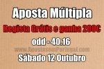 Aposta Múltipla - Regista Grátis e ganha 200€