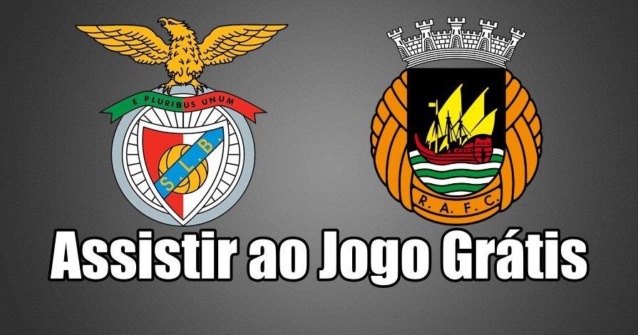 Ver jogo online Benfica vs Rio Ave Grátis