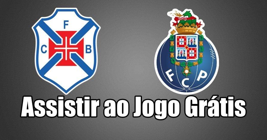 Ver jogo online Belenenses vs Porto Grátis
