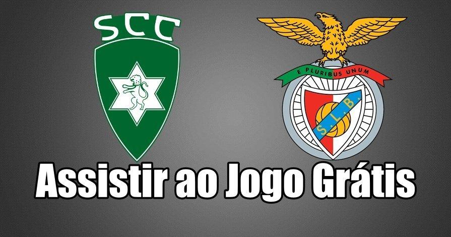 Ver jogo online Covilhã vs Benfica Grátis