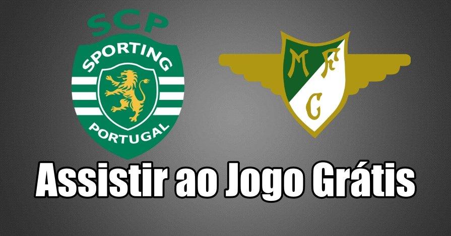 Ver jogo online Sporting vs Moreirense Grátis