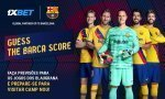 Ganhe bilhetes para um jogo no Camp Nou do Barcelona