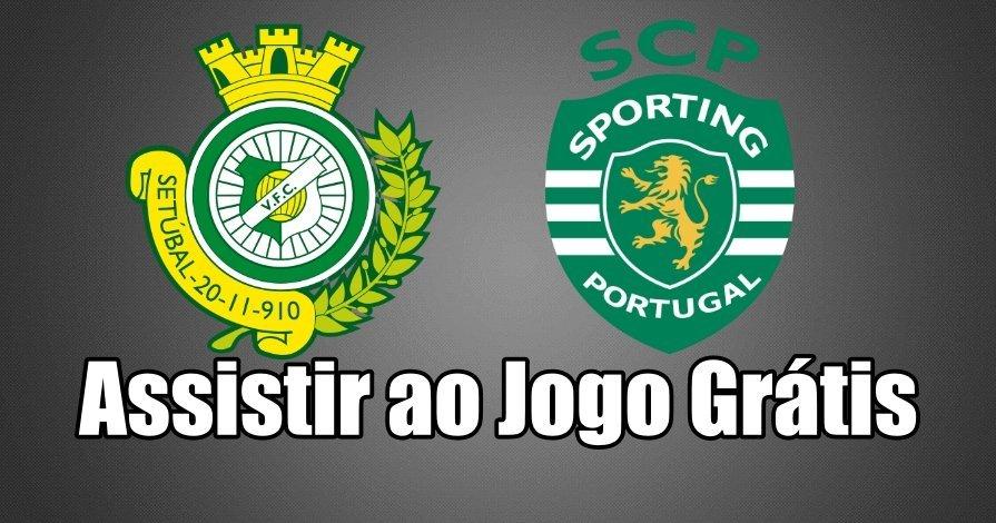 Ver jogo online Vitória de Setúbal vs Sporting Grátis