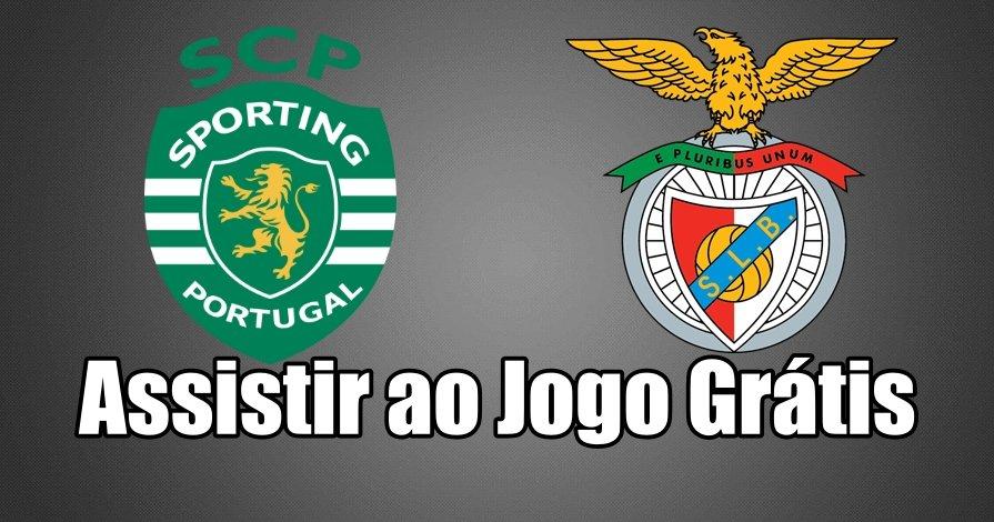 Sporting vs Benfica: Como assistir ao jogo ao vivo grátis