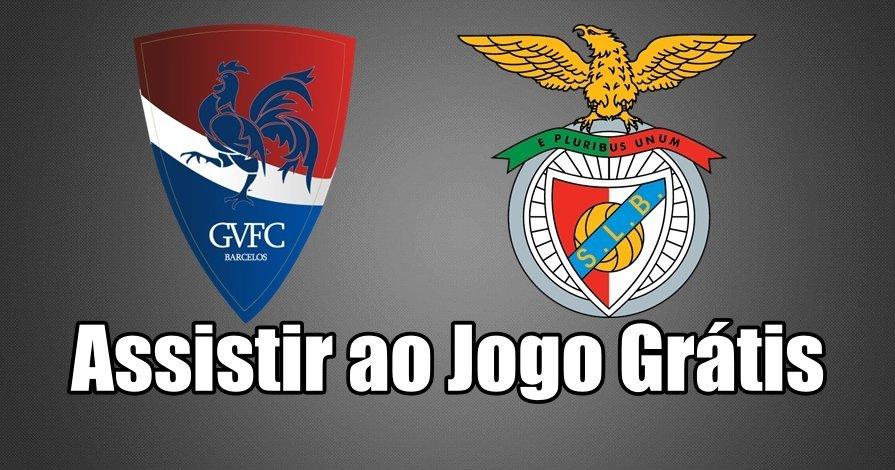 Gil Vicente vs Benfica: Como assistir ao jogo online
