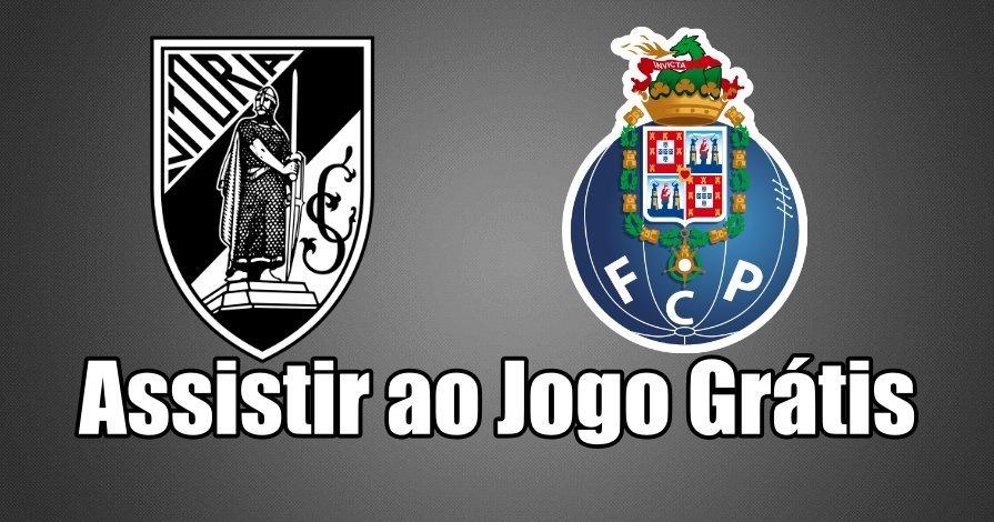Ver o Jogo Guimarães vs Porto: Como assistir ao jogo online
