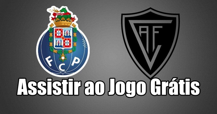 Porto vs Académico de Viseu: Como assistir ao jogo online