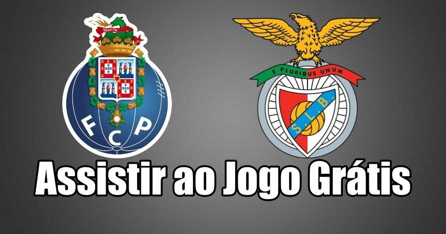 Porto vs Benfica: Como assistir ao jogo online