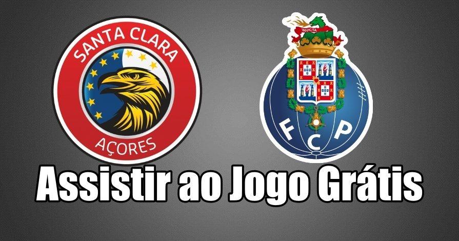 Santa Clara vs Porto: Como assistir ao jogo online