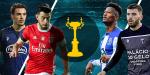 Meias-finais da Taça de Portugal e restantes jogos das taças europeias