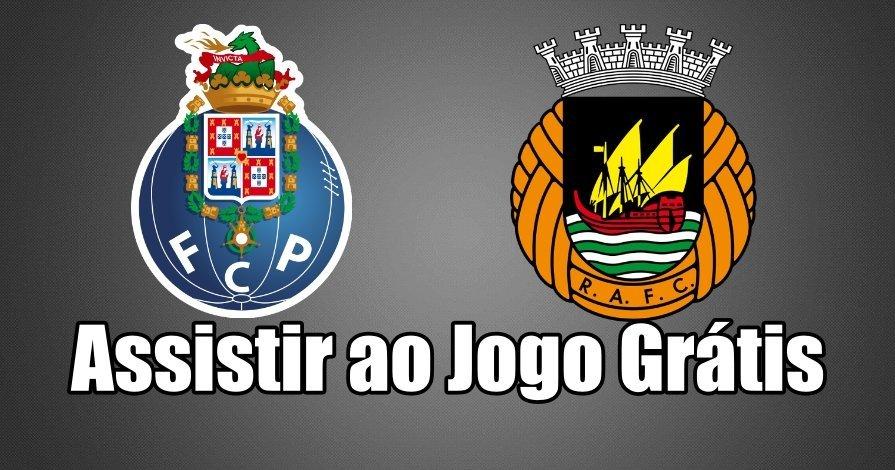 Como Assistir ao Jogo Porto Rio Ave online grátis