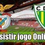 Benfica vs Tondela: Como assistir ao jogo ao vivo grátis