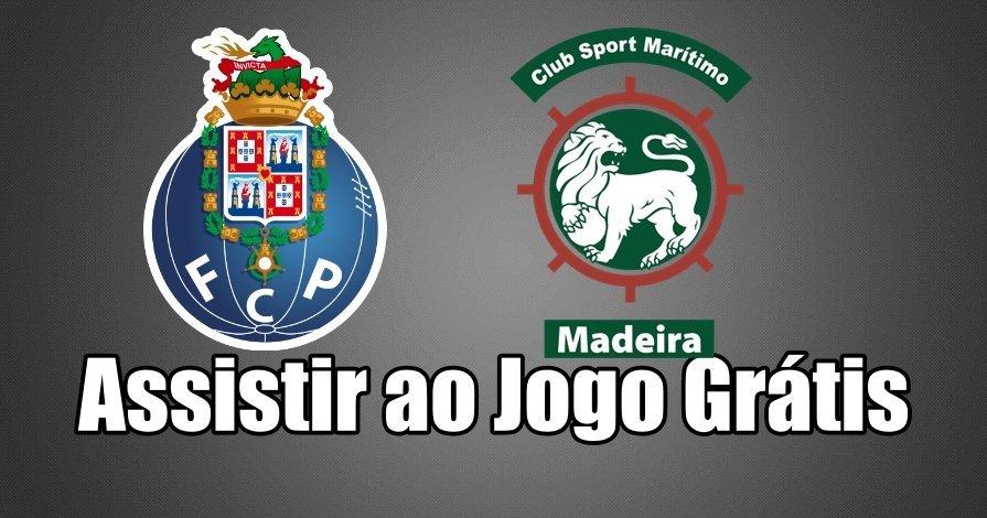Porto vs Marítimo: Como assistir ao jogo online