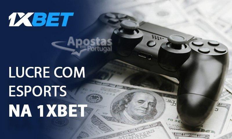 Aposte em eSports na 1xBet e ganhe mais apoiando os seus gamers favoritos