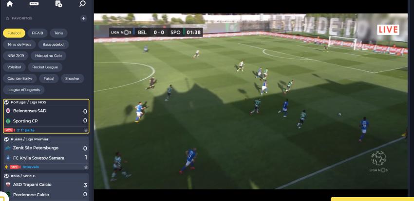 Sporting Boavista online grátis. Assiste em qualquer dispositivo móvel