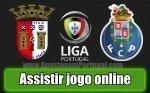 Assistir ao Jogo Braga vs Porto ao vivo grátis