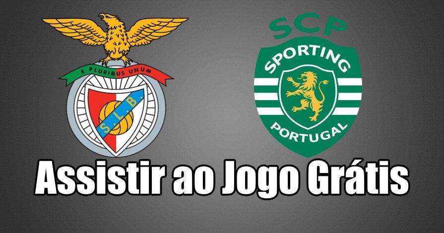 Assistir ao Jogo Benfica vs Sporting ao vivo grátis