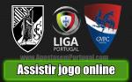 Assistir ao Jogo Vitoria SC vs Gil Vicente ao vivo grátis