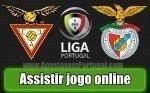 Assistir ao Jogo Desportivo das Aves vs Benfica ao vivo grátis