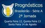 Prognósticos para a 2ª Jornada do Brasileirão Série A