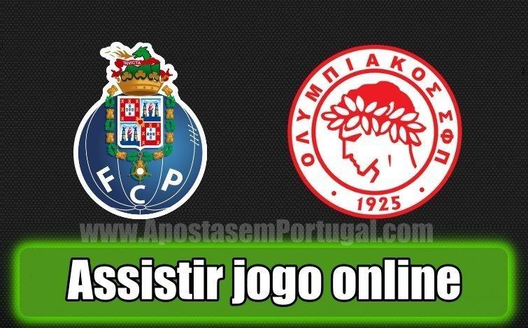 Assiste ao jogo entre o FC Porto e Olympiakos online totalmente grátis