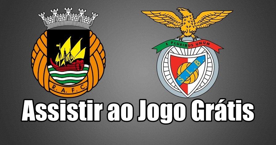 Como assistir ao Jogo Rio Ave vs Benfica ao vivo grátis