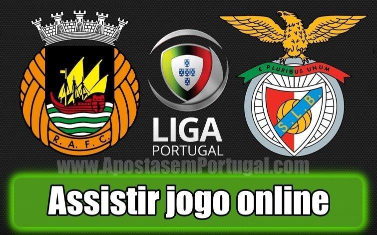 Assiste ao jogo entre o Rio Ave e Benfica online totalmente grátis