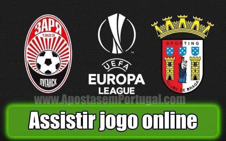 Assiste ao jogo entre o Zorya e Braga online totalmente grátis