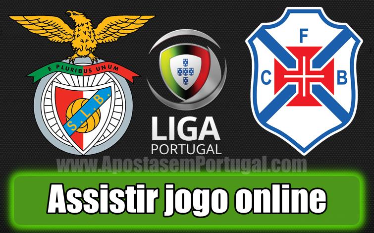 Assiste ao jogo entre o Benfica e Belenenses online totalmente grátis