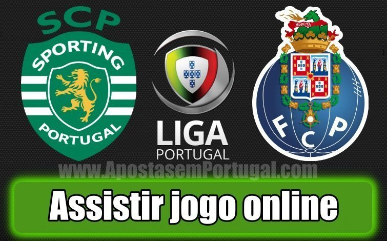 Assiste ao jogo entre o Sporting e Porto online totalmente grátis