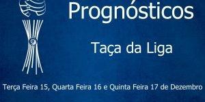 Prognósticos para a Taça da Liga de Portugal - Quartos de Final